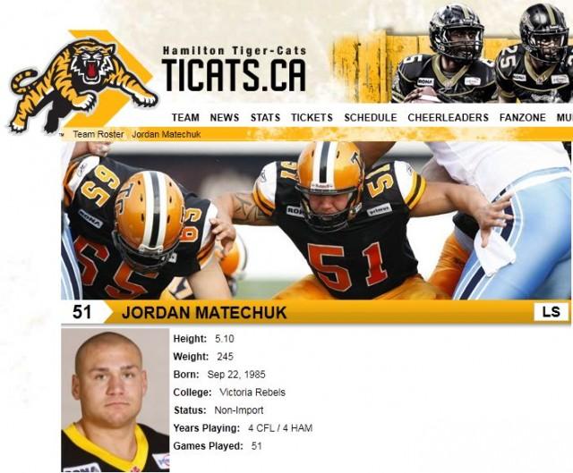 Jordan Matechuk