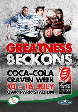 Steroids at Coca-Cola Craven Week