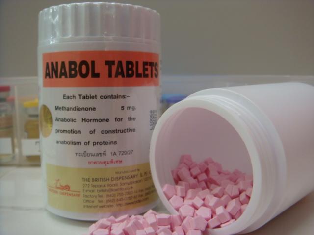 Pink Steroid Pills