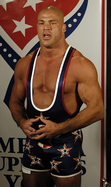 Kurt Angle, steroids and human growth hormone