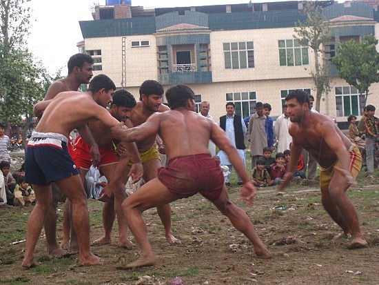 Steroid use and kabaddi