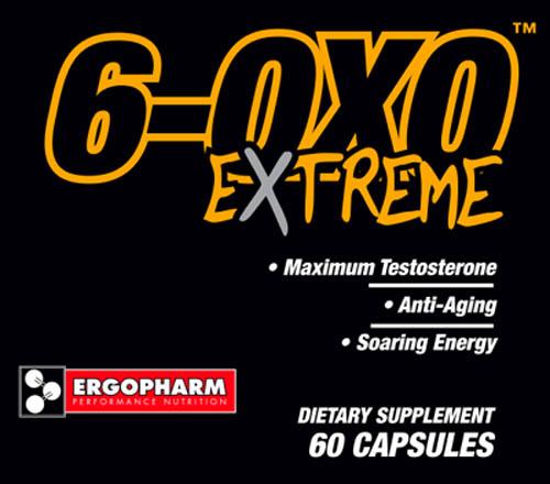 Ergopharm 6-OXO Extreme