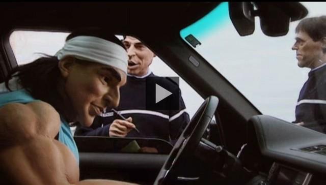 Rafa Nadal on Canal+